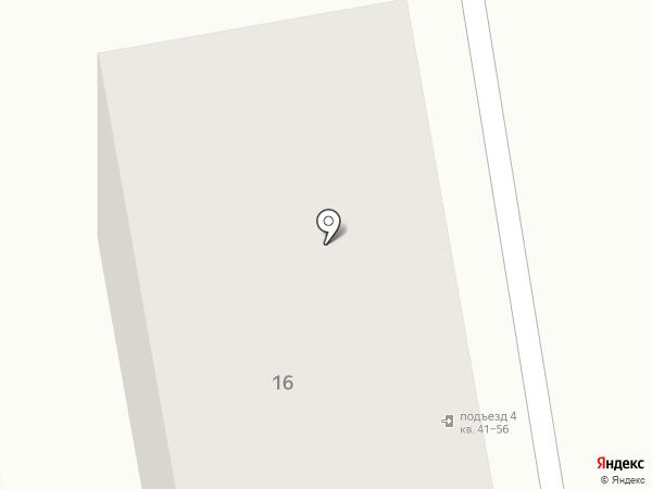 Даяна на карте Абакана