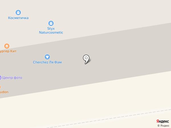 DiTi на карте Абакана