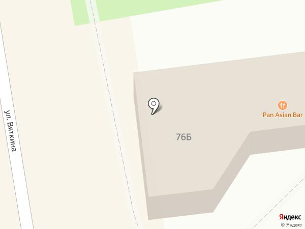 Sapore Pizza на карте Абакана