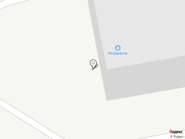 Авторизованный оптовый центр бензо-моторной техники на карте Абакана