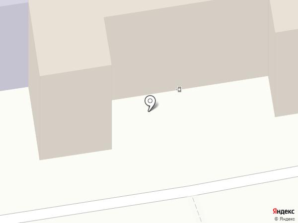 Хакасская Республиканская Филармония на карте Абакана