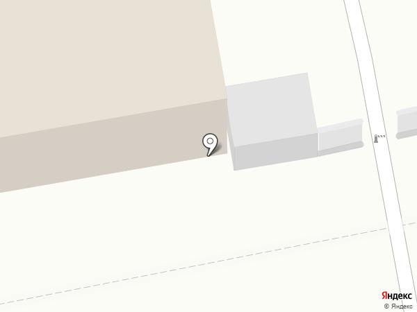 Пожарная часть №1 на карте Абакана
