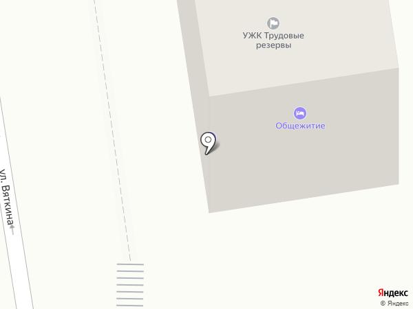 Центр планирования и перевода помещений на карте Абакана