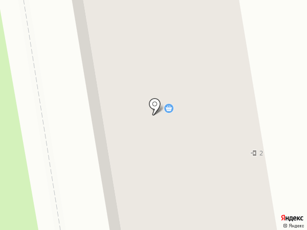 ГидроСтройМонтаж на карте Абакана