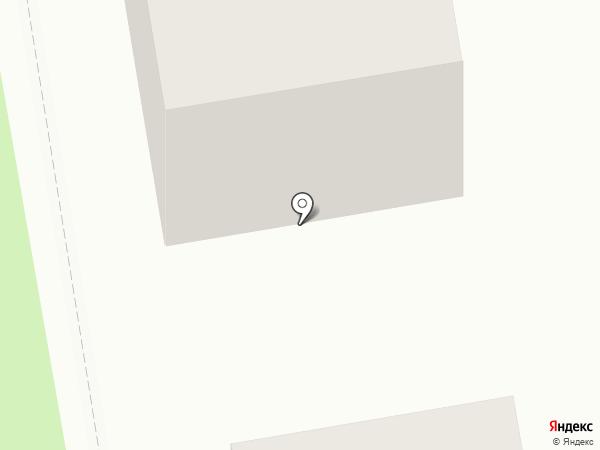 Санкт-Петербург на карте Абакана
