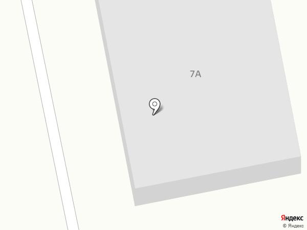 Три звезды на карте Абакана