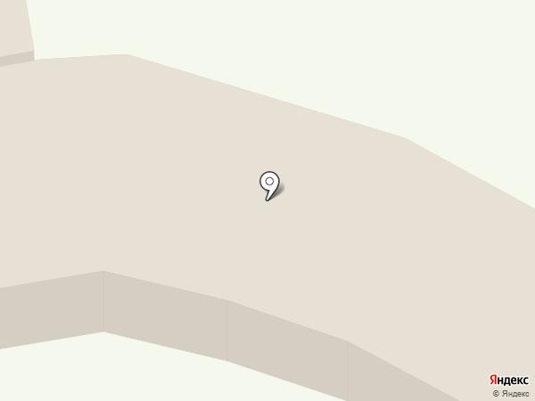 Восточная на карте Абакана