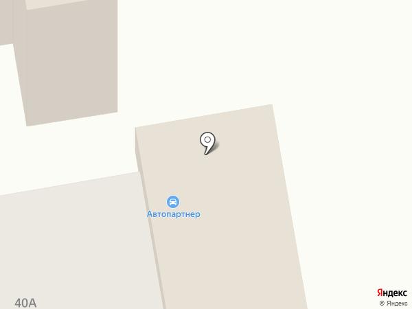 Toyota club на карте Абакана