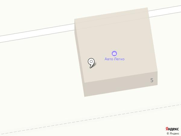 Autohouse19 на карте Абакана