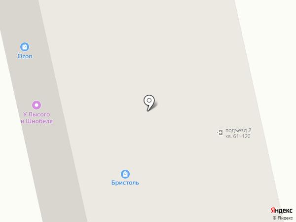 Муниципальный жилищный фонд, НО на карте Абакана