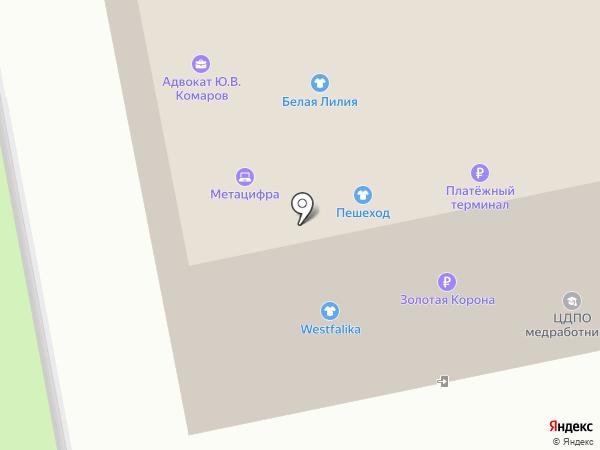 CASUAL на карте Абакана