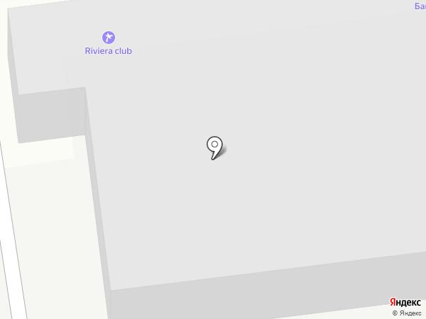Молния-Auto на карте Абакана