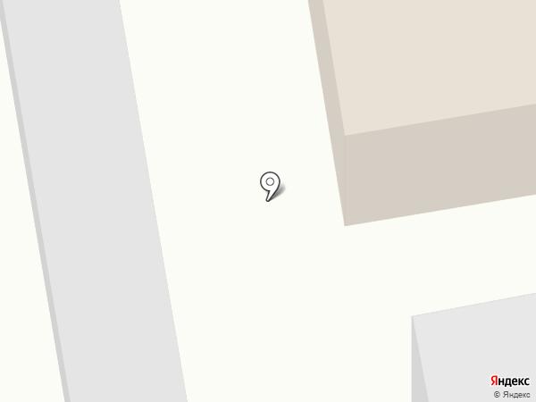 Муниципальный фонд развития предпринимательства на карте Абакана