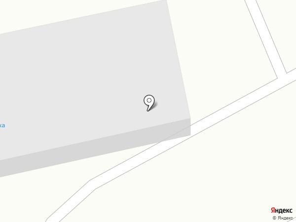 Центр авторазбора на карте Абакана