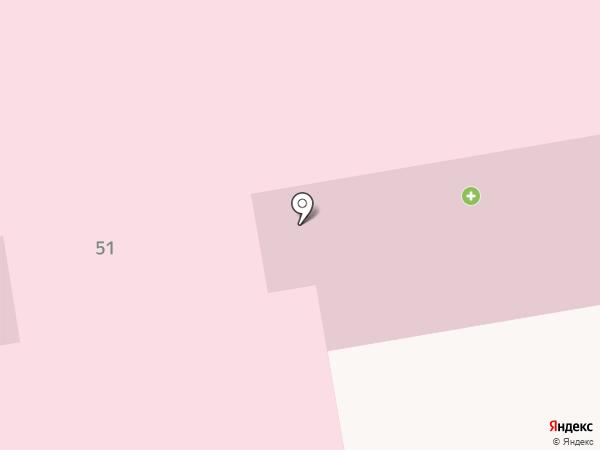 Сеть аптек на карте Абакана