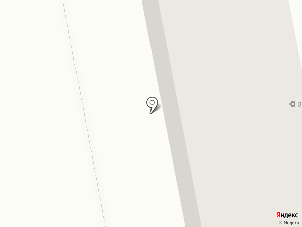 Почтовое отделение №3 на карте Абакана