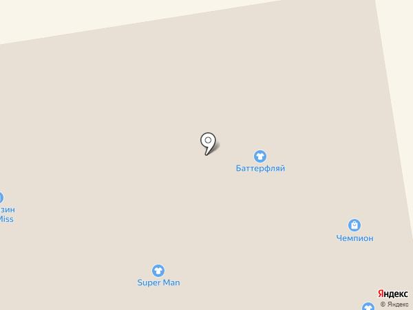 Sollo на карте Абакана