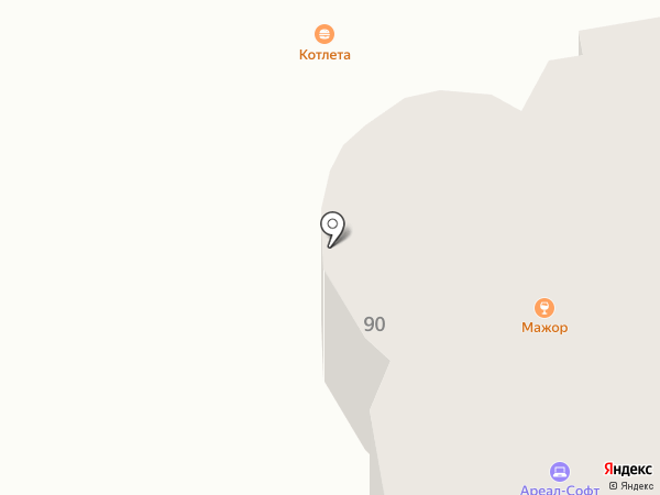 НБ Траст, ПАО на карте Абакана