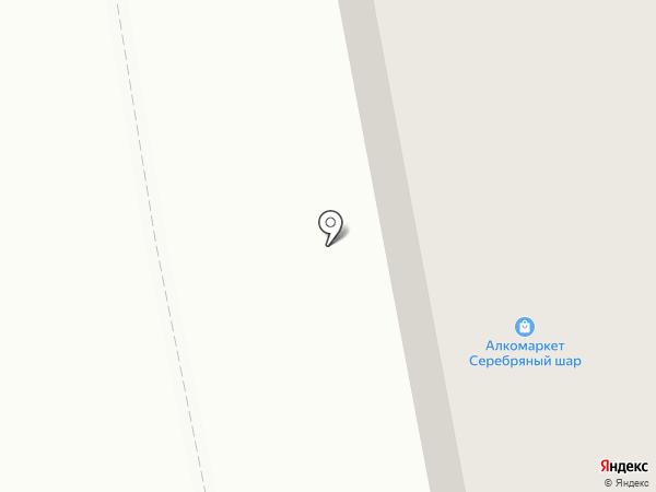 Жигули на карте Абакана