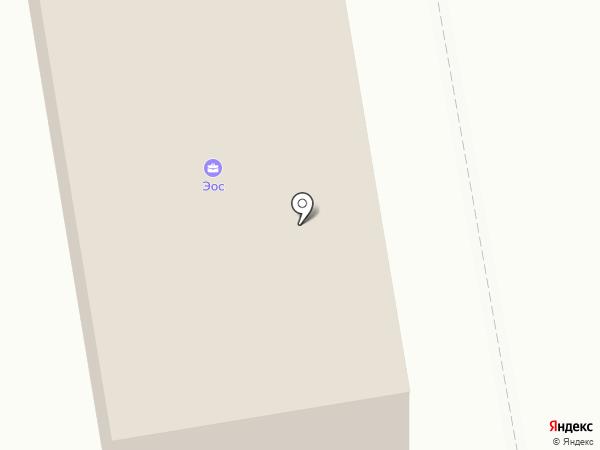 Росшина на карте Абакана