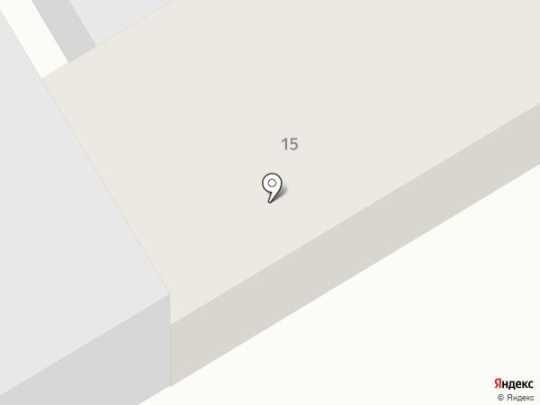 МС на карте Абакана