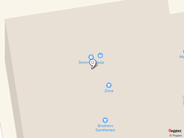 Ювелирная мастерская на карте Абакана