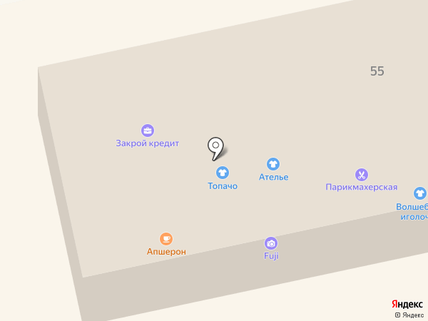 Тиара Плюс на карте Абакана
