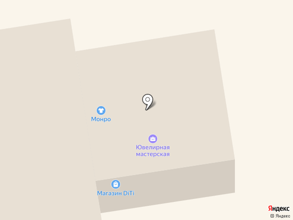 Самбо на карте Абакана