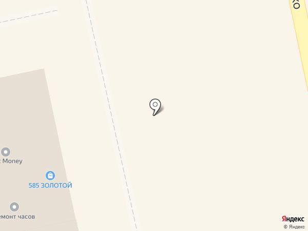 Mazza на карте Абакана