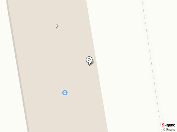 Точка опоры 19 на карте Абакана
