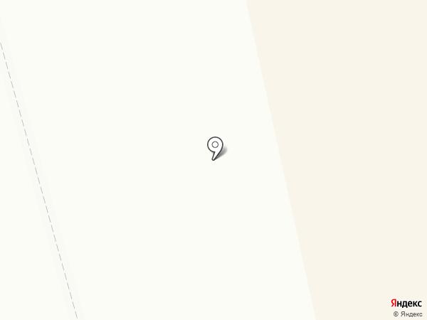 Киоск по ремонту обуви на карте Абакана