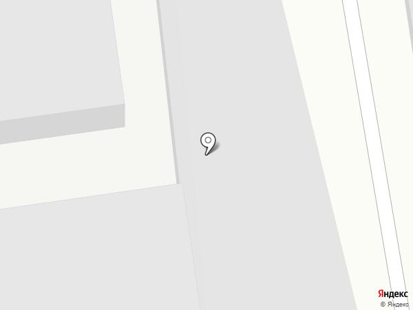 Вторполимер на карте Абакана