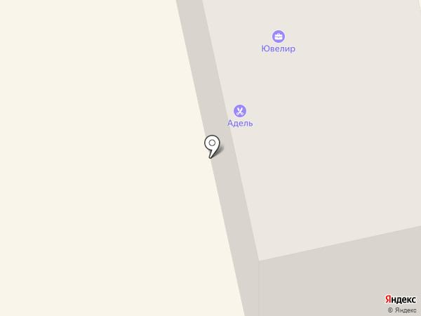 Знайка на карте Абакана