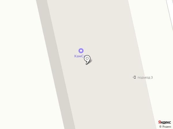Мемориал на карте Абакана