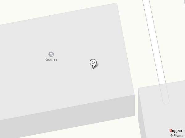 Сервис на карте Абакана