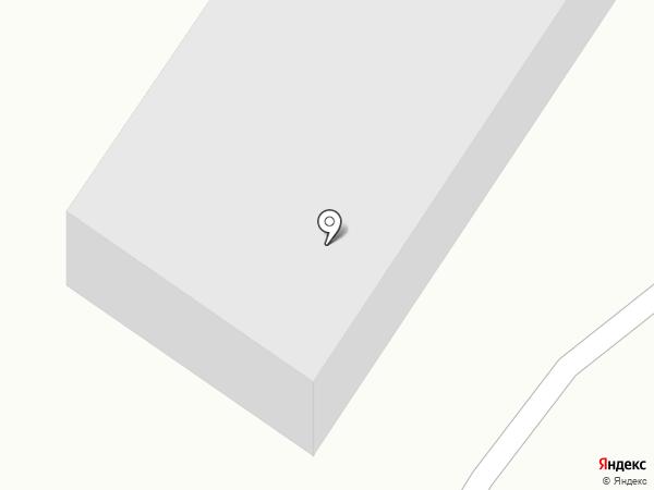 Юг-пром на карте Абакана
