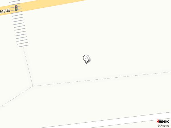 Большой папа на карте Абакана