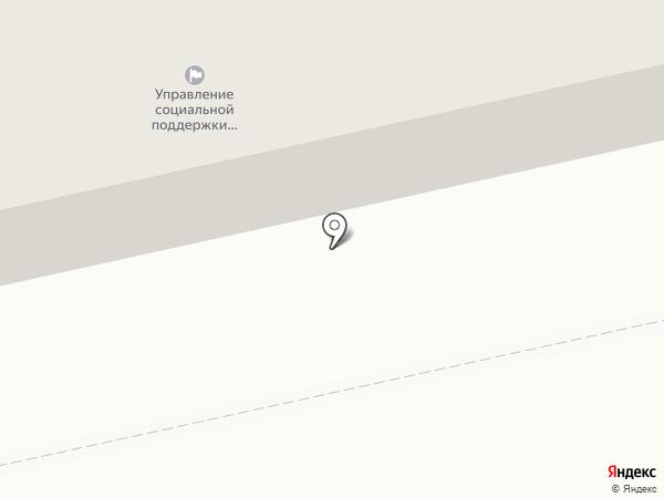 Союз Чернобыль России на карте Абакана