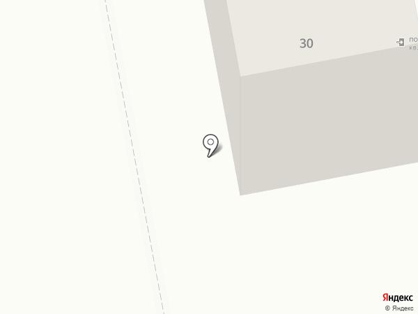 Адвокатский кабинет Охотникова И.В. на карте Абакана