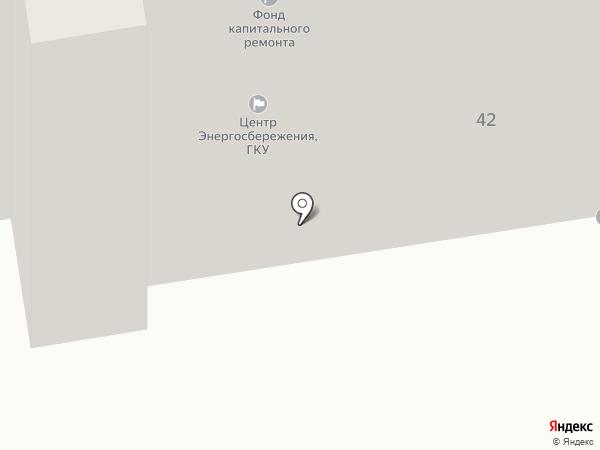 Медико-генетическая консультация на карте Абакана