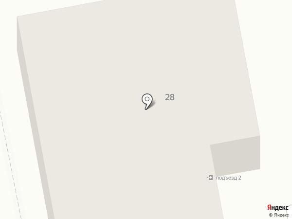 Автошкола на карте Абакана