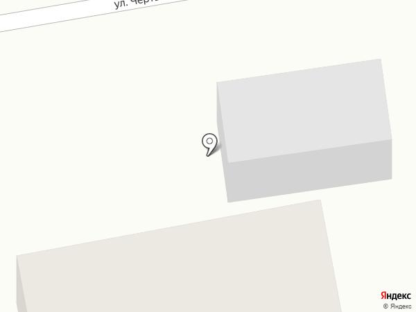 Форвард на карте Абакана