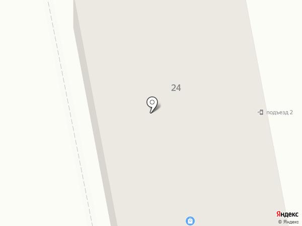 КоЛеТОН на карте Абакана