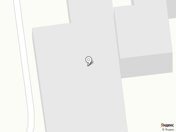 Клякса на карте Абакана