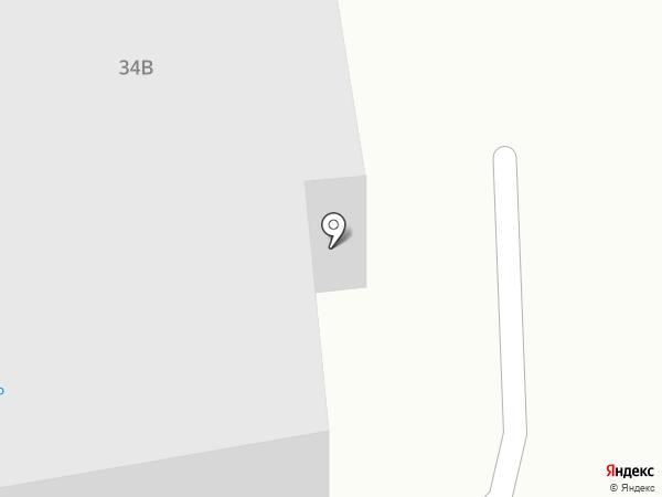 АвтоХакасия на карте Абакана