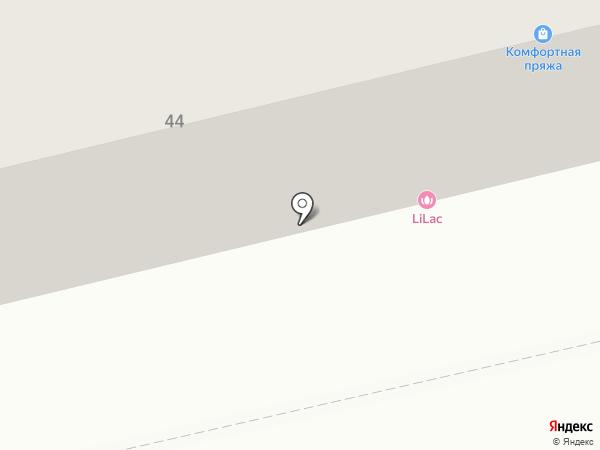 Кружка пива на карте Абакана
