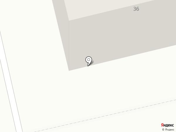 Медицинский кризисный центр на карте Абакана