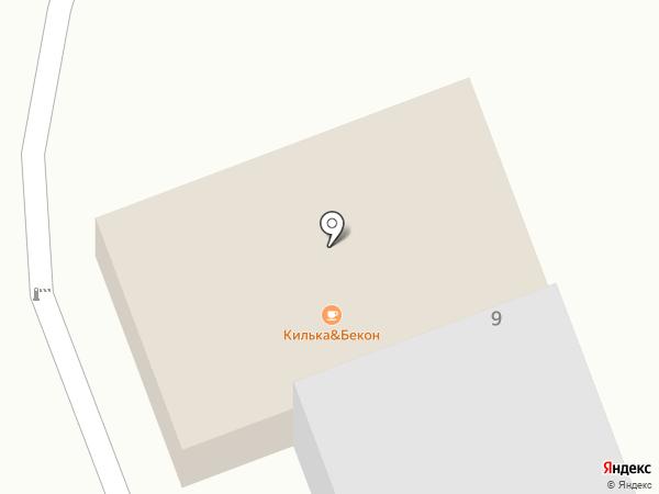 Компания по продаже оборудования для столовых на карте Абакана