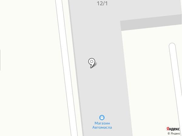 С полоборота на карте Абакана