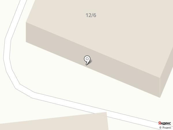 Магазин автомасел и аккумуляторов на карте Абакана